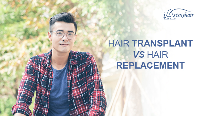 HAIR TRANSPLANT and HAIR REPLACEMENT SYSTEM