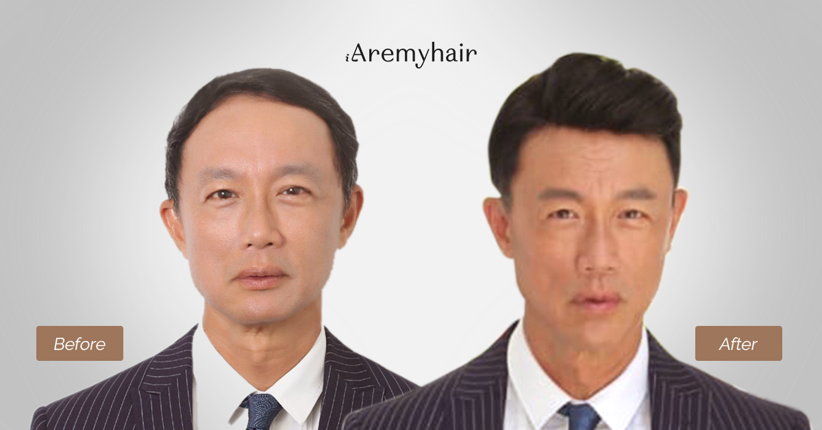 Slicked Back Hairstyle - Aremyhair