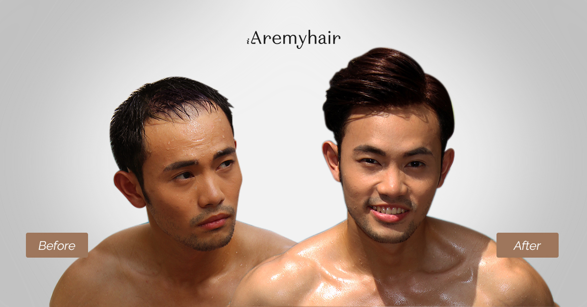 Pompadour Hairstyle - Aremyhair